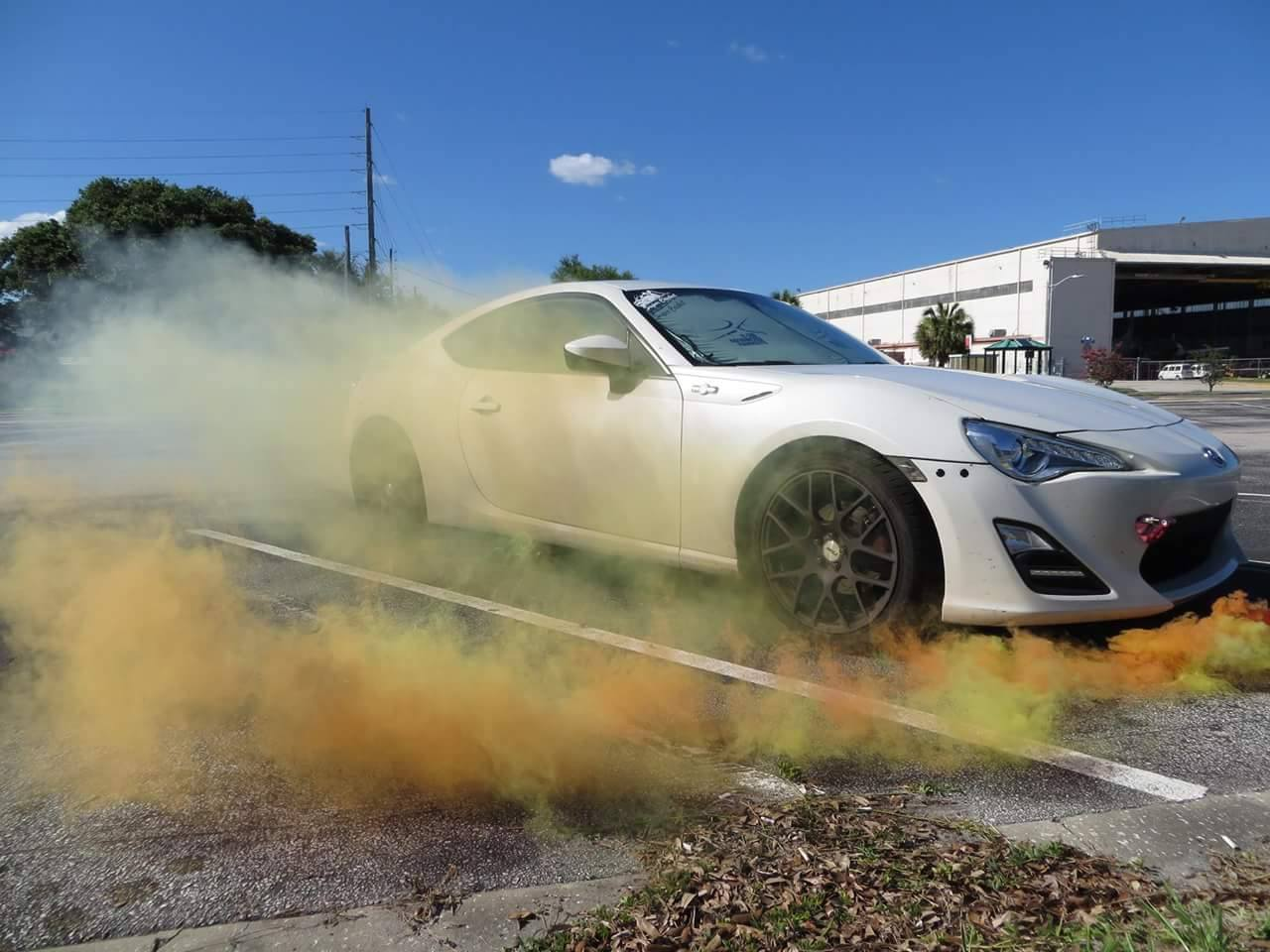 Supercharged 2015 Scion FRS — Spectro Racing