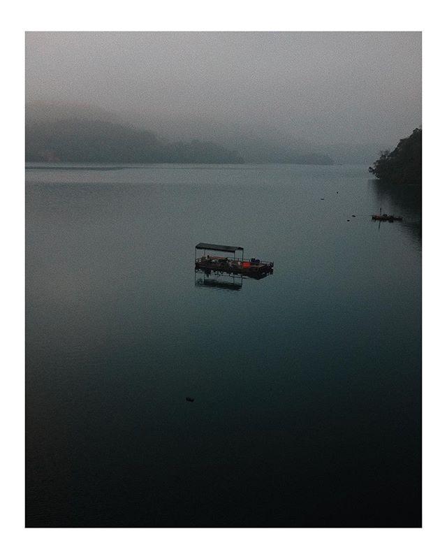Dawn at Sun Moon Lake, Taiwan