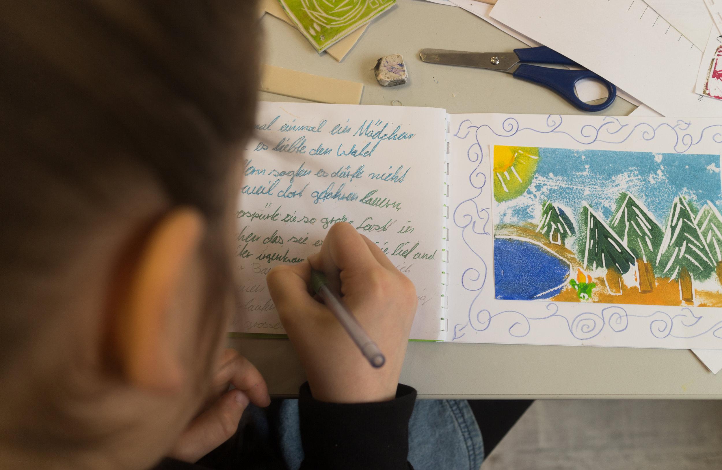 Buch Art Jena Kinder Machen Bcher