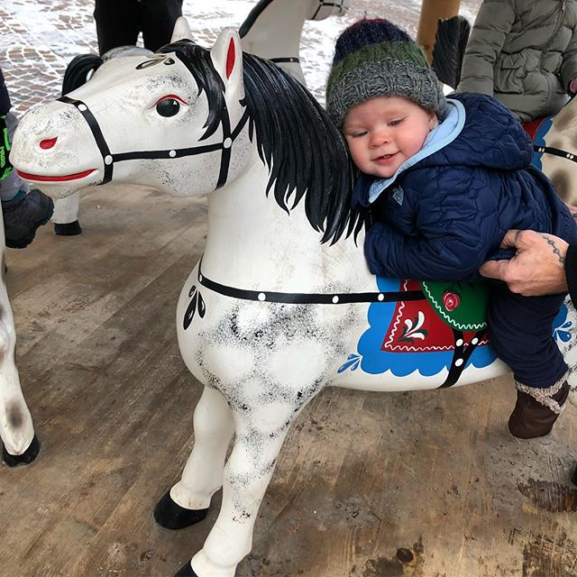 He loves horses!! 😍😍👶🏼👶🏼🙏🙏 . . . . . #newmom #baby #momlife #newborn #motherhood #mom #babygirl #babyboy #pregnant #happy #maternity #babylove #parenting #pregnancy #postpartum #mommytobe #stayathomemom #love #babygift #sahm #newmommy #weightloss #thatsdarling #parenthood #babies #babyshop #mum #gift #mommylife #momboss