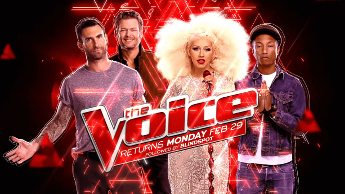 "latest Spots - ""the voice""season 10 promos (nbc)"