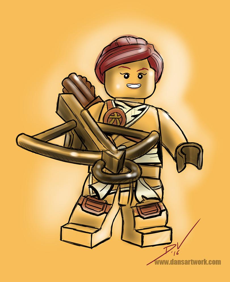 How To Draw Lego Ninjago The Art Of Dan Veesenmeyer