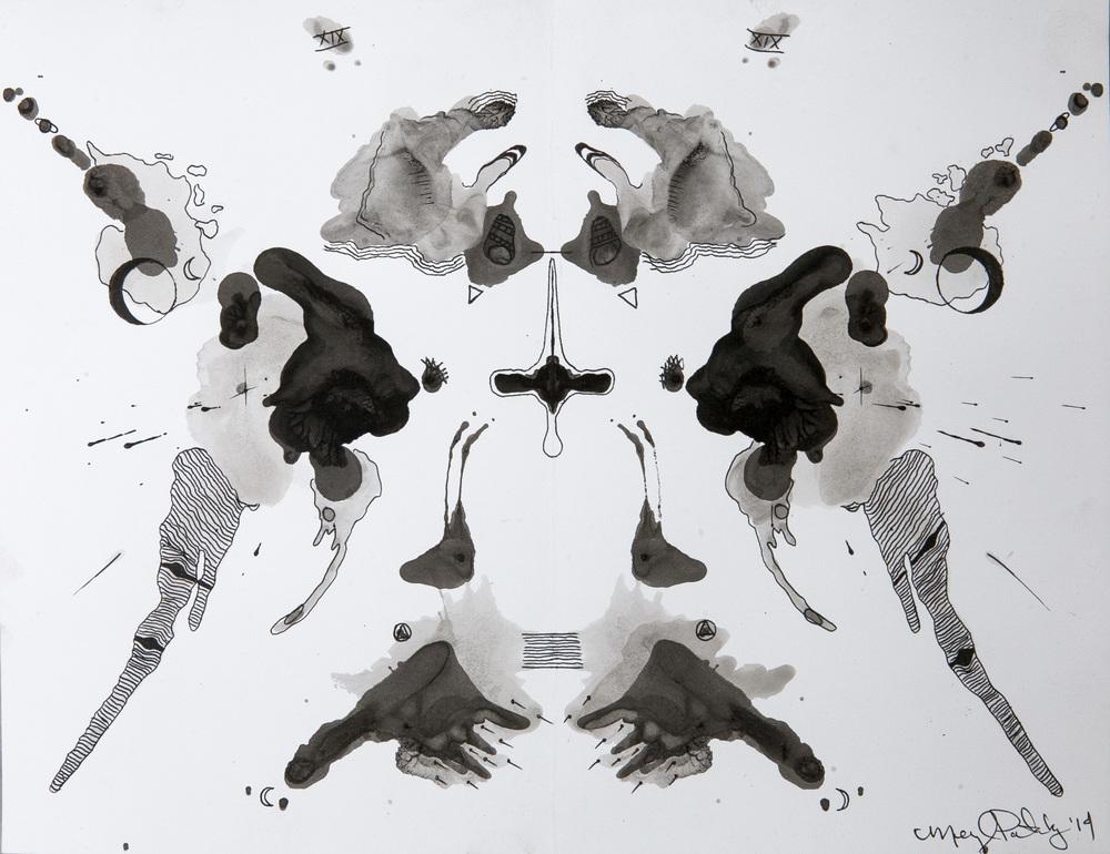 Rorschach Study 1