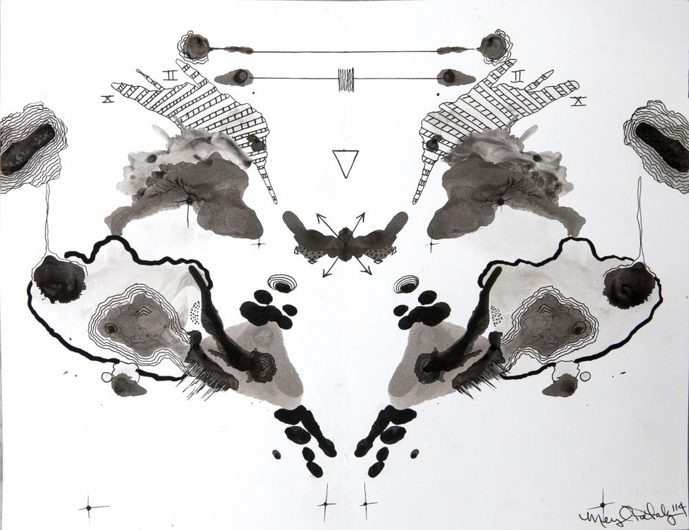 Rorschach Study 4