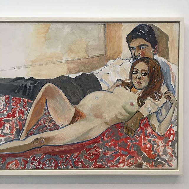 Alice Neel ❤️my first artist crush