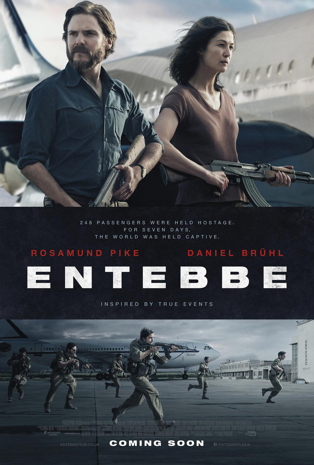 7 days in Entebbe - Film 2018 - BlueBolt Ltd.