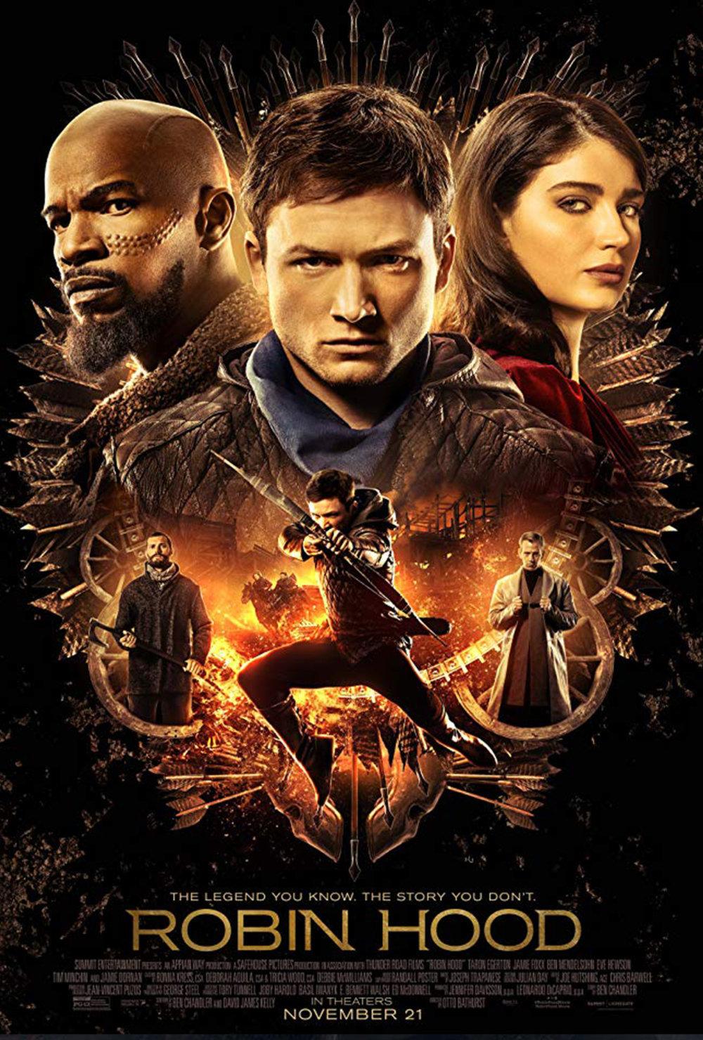 Robin Hood: Origins - Film 2018 - BlueBolt Ltd.