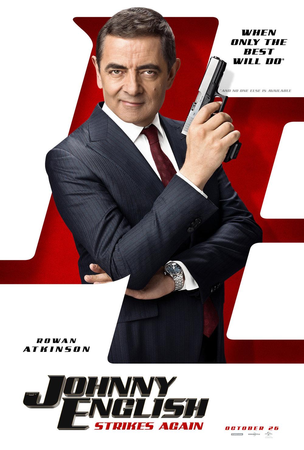 Johnny English 3 - Film 2018 - BlueBolt Ltd.