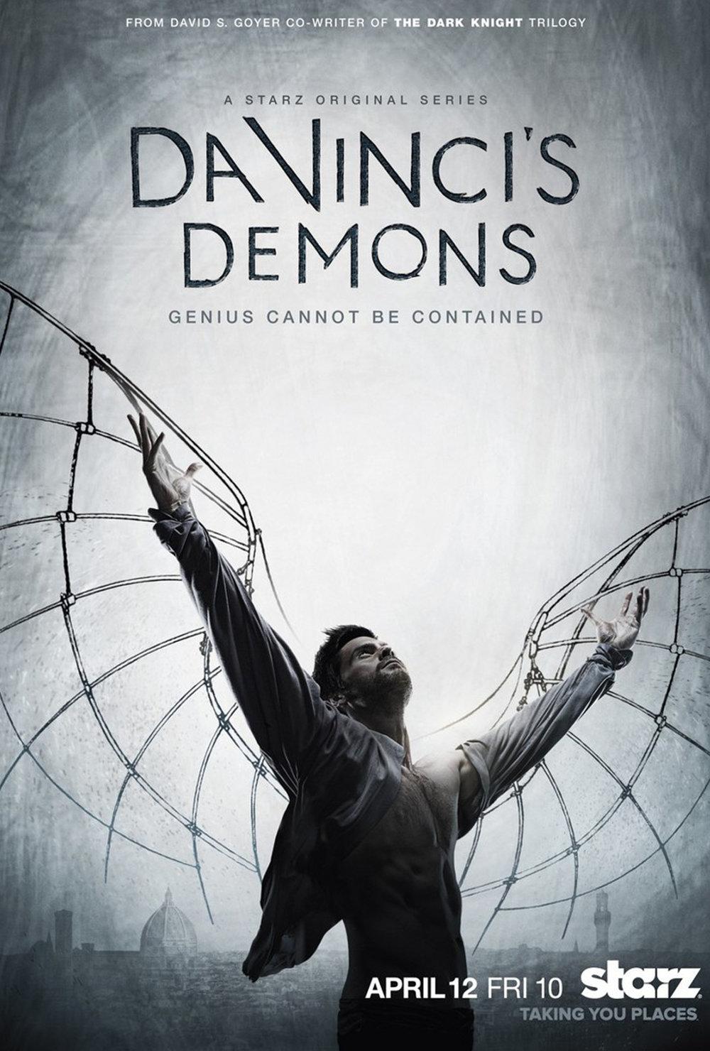Da Vinci's Demons - Season 3 - TV 2015 - Realise Studio