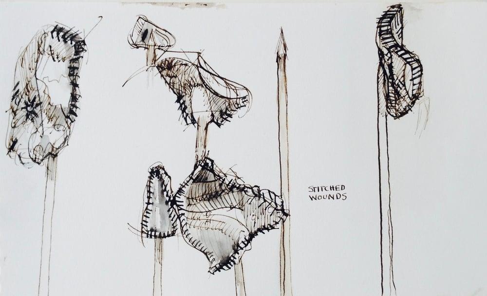 small drawings nancy rebal