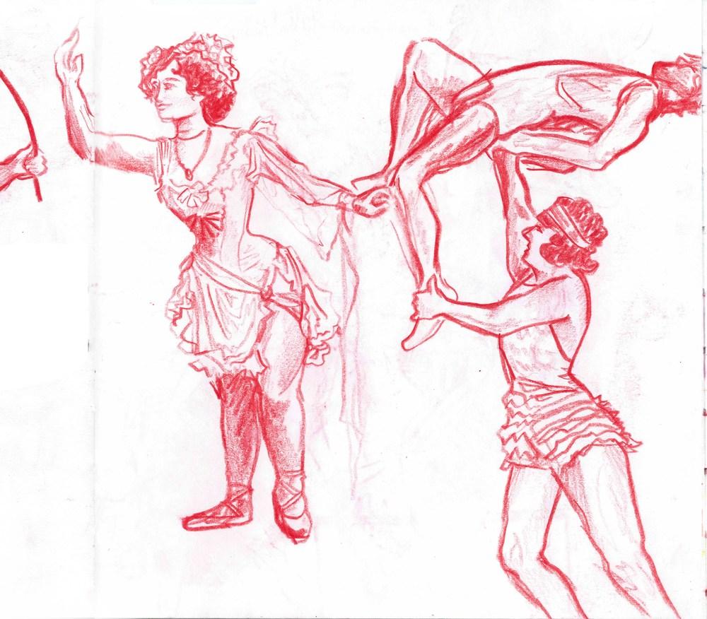 Studies of Muscular Women 2