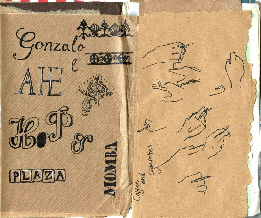 Pages from Sevilla