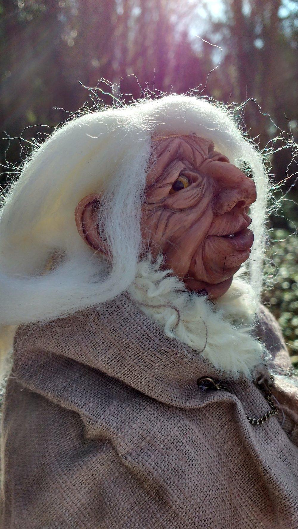 Mystic Nanny