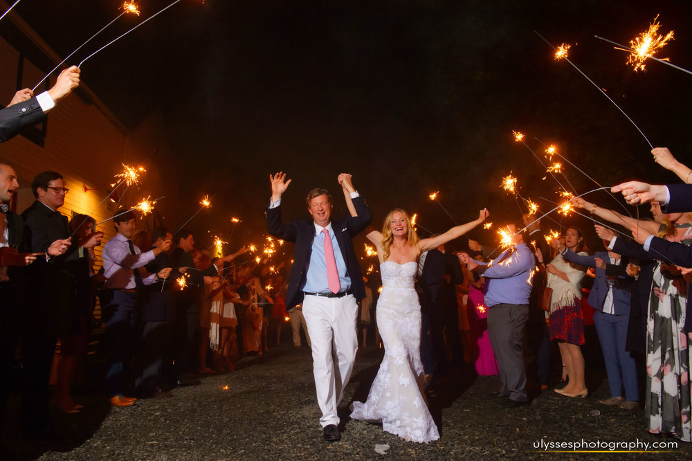 37 Sparkler Send Off At Home Wedding NJ Wedding Planner.jpg
