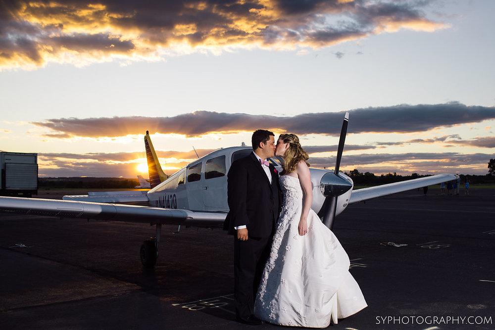 41 Philadelphia Wedding Planner Princeton Airport Wedding Sunset Reception.jpg