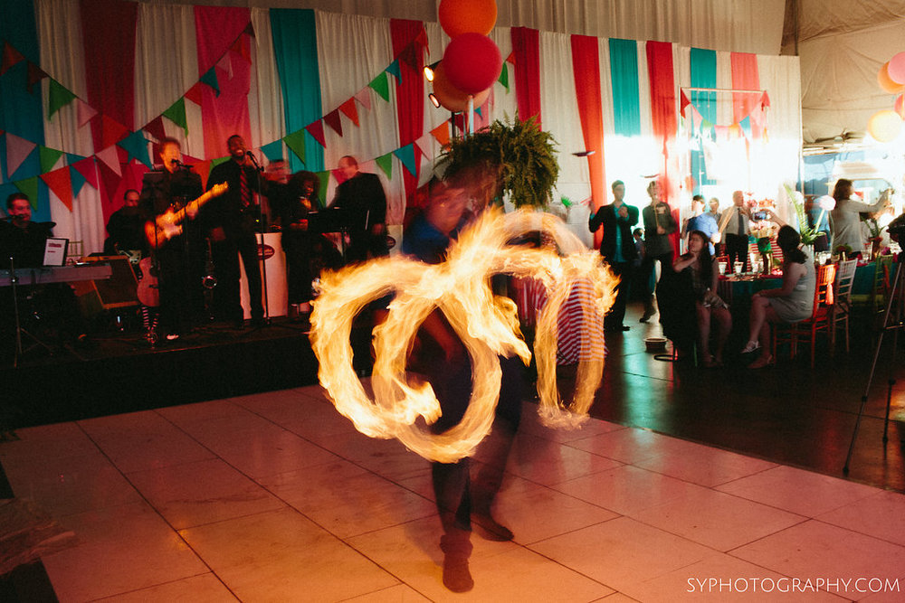 46 Aribella Events Philadelphia Wedding Planner Fire Juggler Vintage Carnival Wedding Princeton Airport.jpg