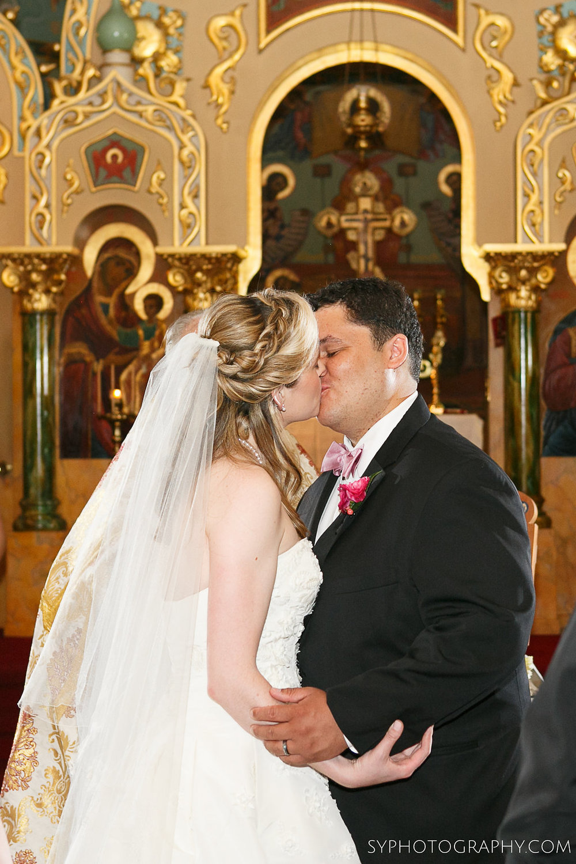 22 Aribella Events Philadelphia Wedding Planner Princeton Wedding Kiss.jpg