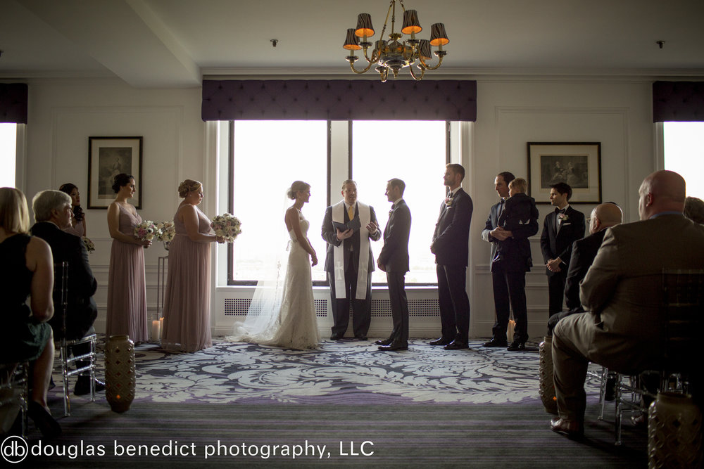 26 Philadelphia Wedding Downtown Club Wedding Ceremony.jpg