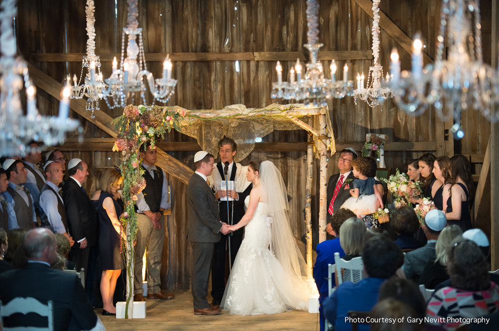 21 Philadelphia Wedding Florist Barn Wedding Ceremony.jpg