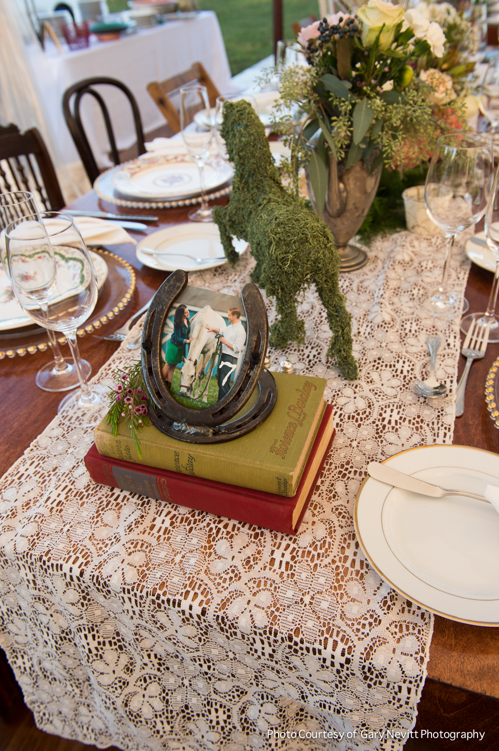 32 Philadelphia Wedding Equestrian Farm Wedding Philadelphia Wedding Designer Farmhouse Tables.jpg