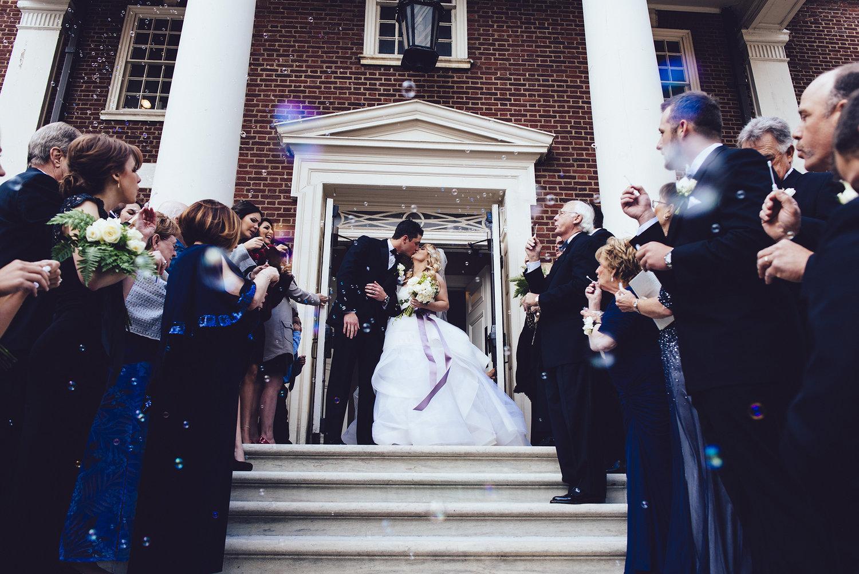 rebecca and john hotel dupont wedding aribella events