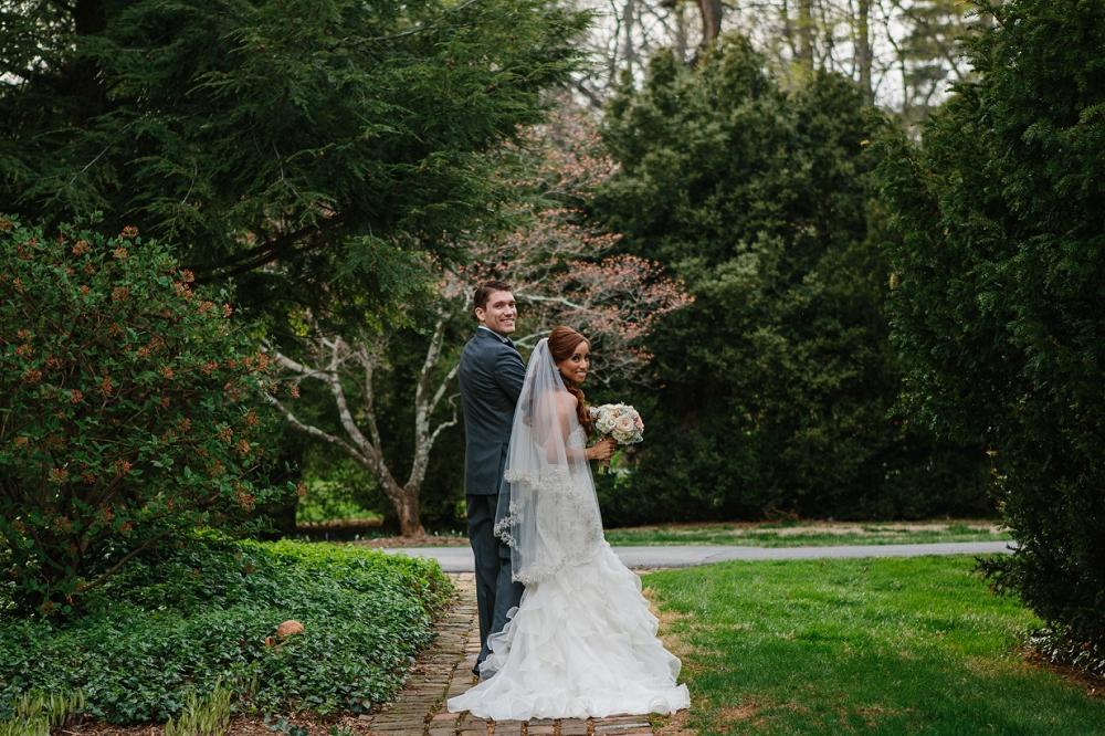 19 Philadelphia Wedding Planner Destination Wedding Rosemont Manor Recessional.JPG