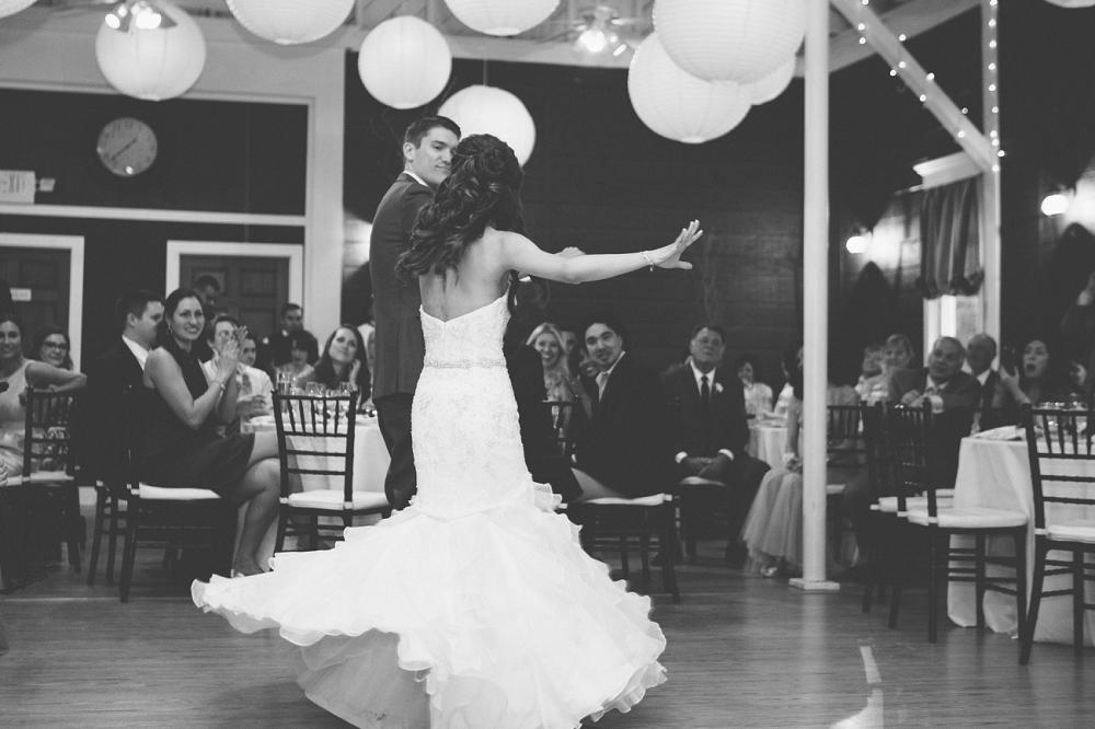 26 Philadelphia Wedding Planner Rosemont Manor First Dance.JPG