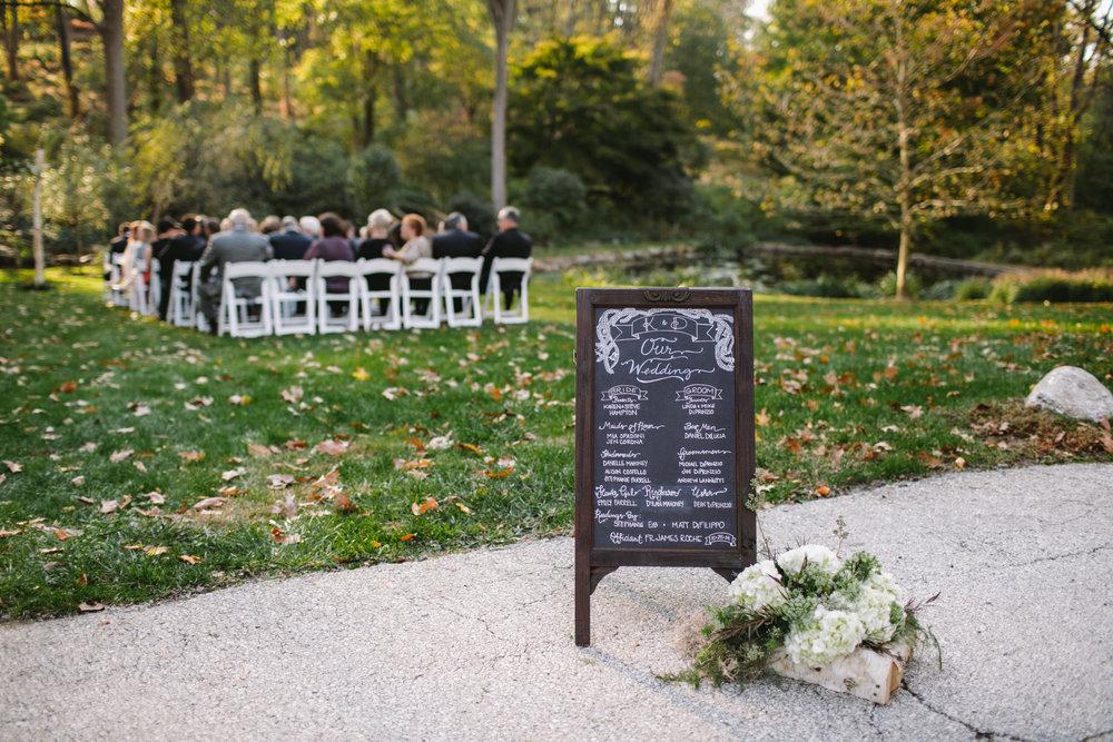 15 Appleford Estate Wedding Outdoor Ceremony Sign.jpg