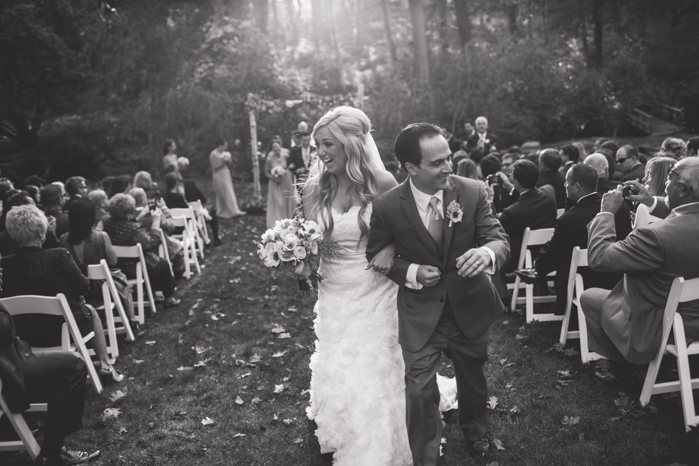 23 Appleford Estate Wedding Outdoor Ceremony Recessional.jpg