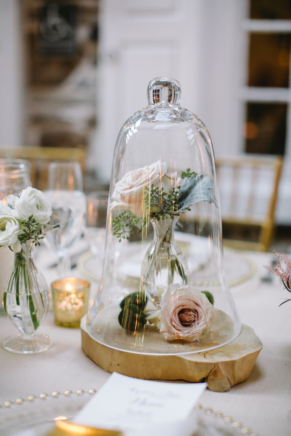 28 Appleford Estate Centerpieces Papertini Floral Bell Jar.jpg