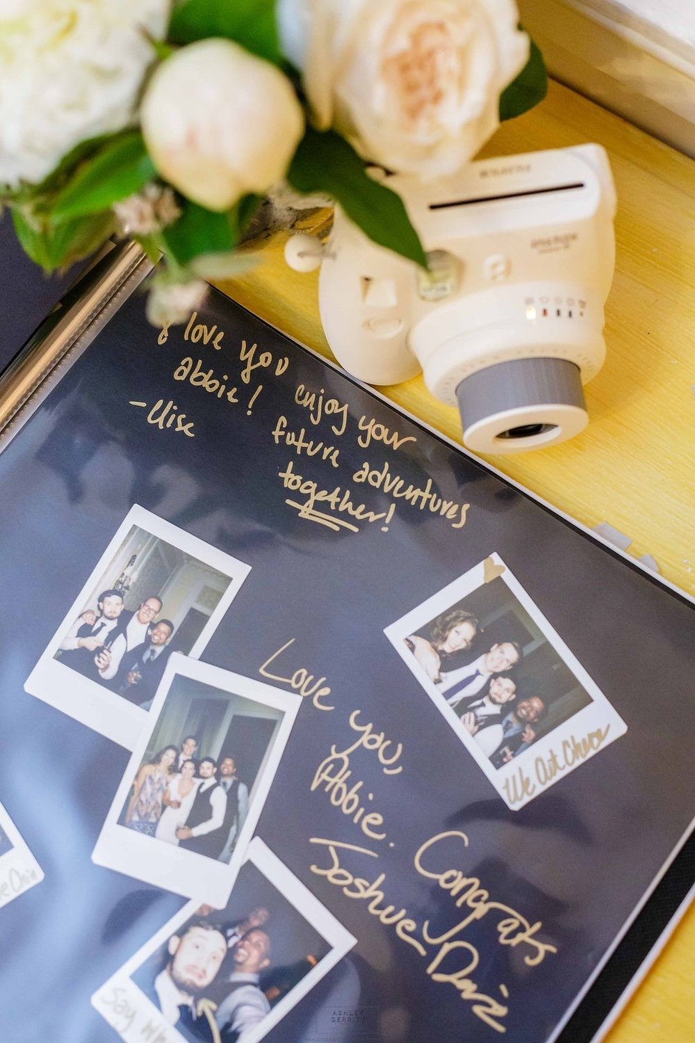 22 Philadelphia Wedding Stotesbury Mansion Rittenhouse Square Le Meridien Polaroid Guestbook.jpg