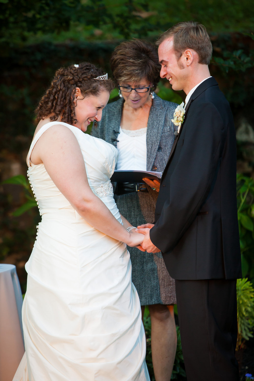 14 Philadelphia Wedding Historic Yellow Springs Ceremony Outdoor Ceremony.jpg