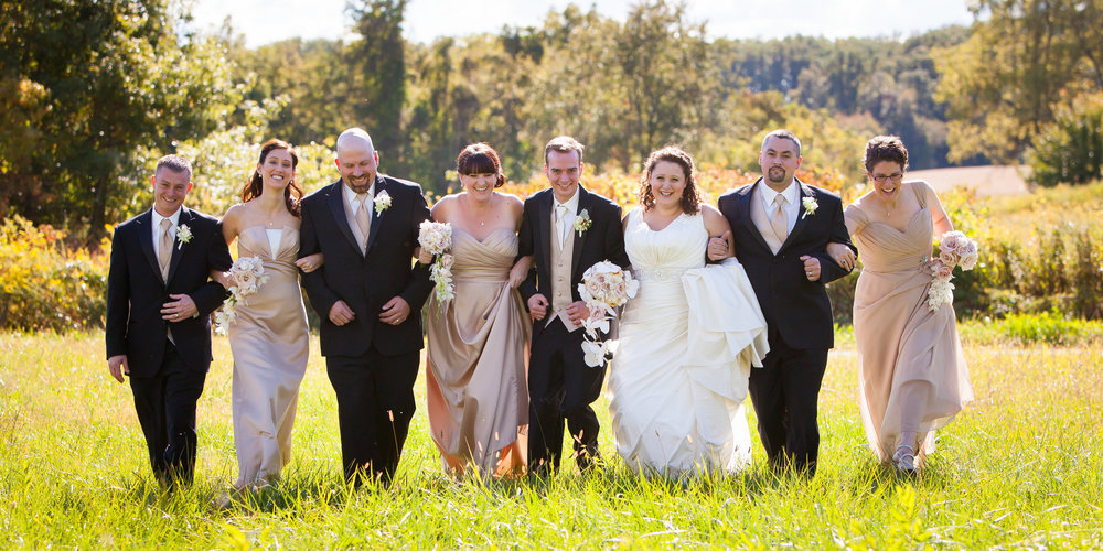 16 Philadelphia Wedding Planner Wedding Florist Historic Yellow Springs Wedding Party.jpg