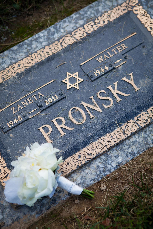 06 Philadelphia Wedding Planner Bride Honoring Mothers Grave.jpg