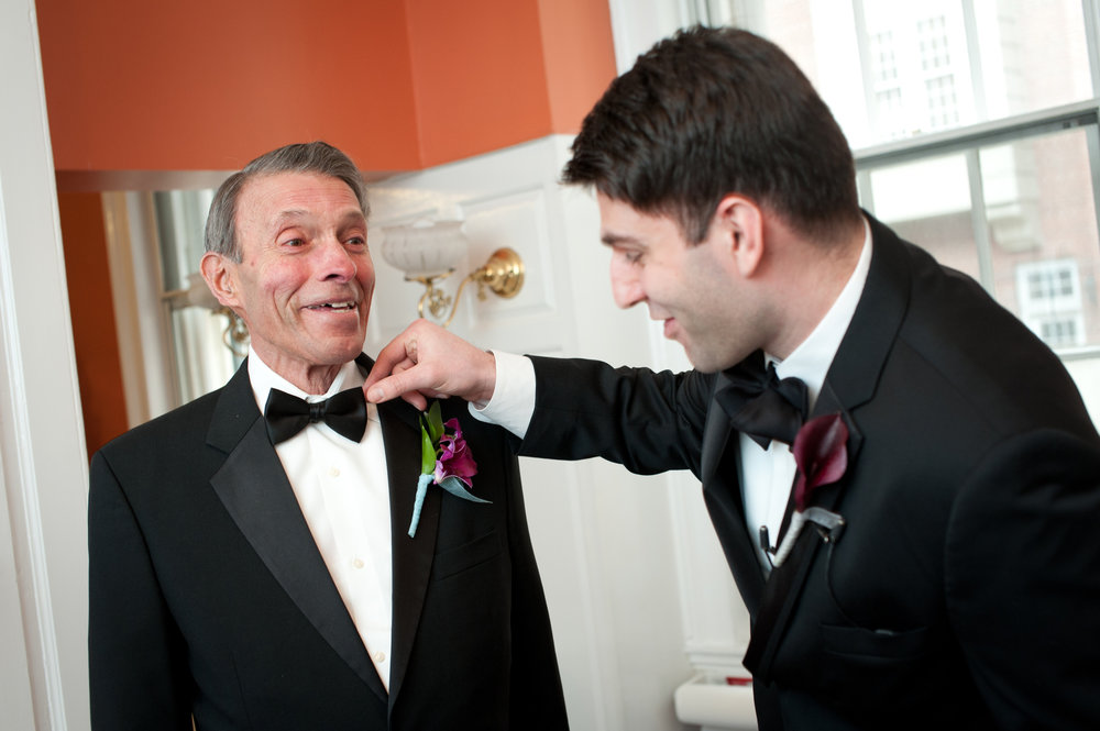 10 Winter Wedding Groom and Father.JPG