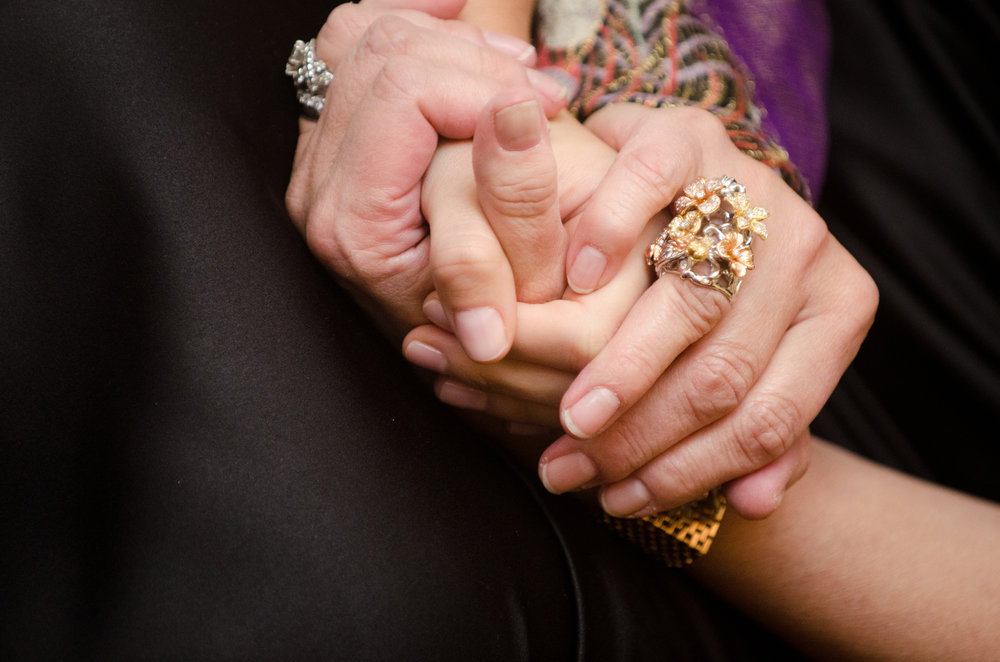 12 Mother Grandmother Hands Wedding Rings.JPG