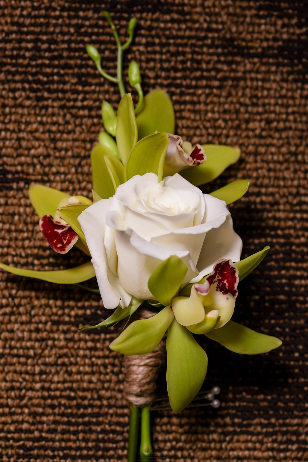 09 White Rose Green Orchid Corsage Rittenhouse Philadelphia Wedding Florist.jpg