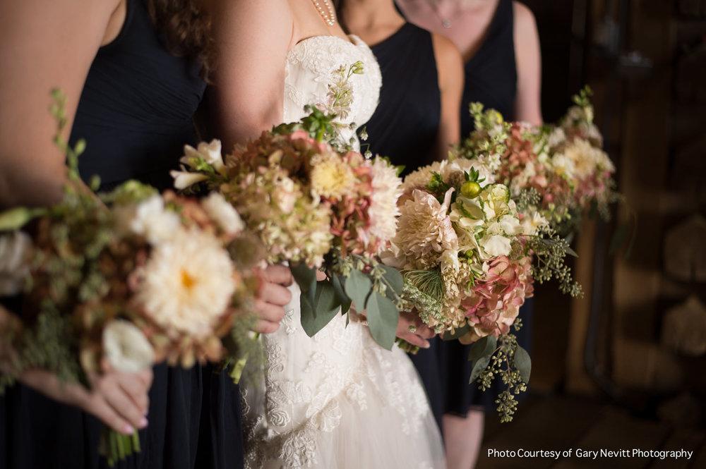 06 Rustic Barn Wedding Antique Hydrangea Dahlia Chester County Wedding Florist.jpg