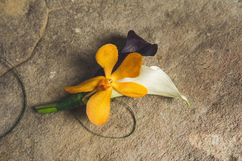 13 Orange Orchid Purple Calla Lily White Calla Lily Boutonniere.jpg