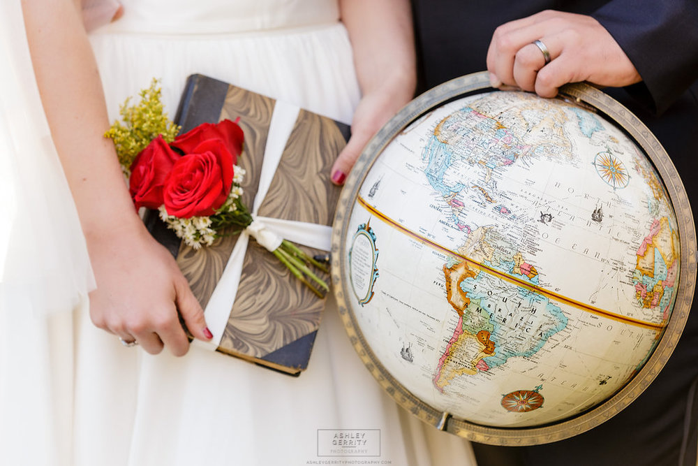 19 Rory Gilmore Wedding Inspiration Travel Wedding Book Bouquet Aribella Events.jpg