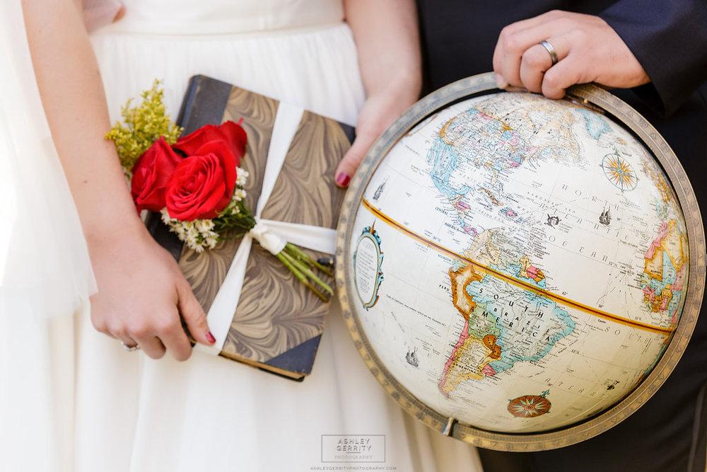 19 Rory Gilmore Wedding Inspiration Travel Wedding Book Bouquet Aribella Events.jpg