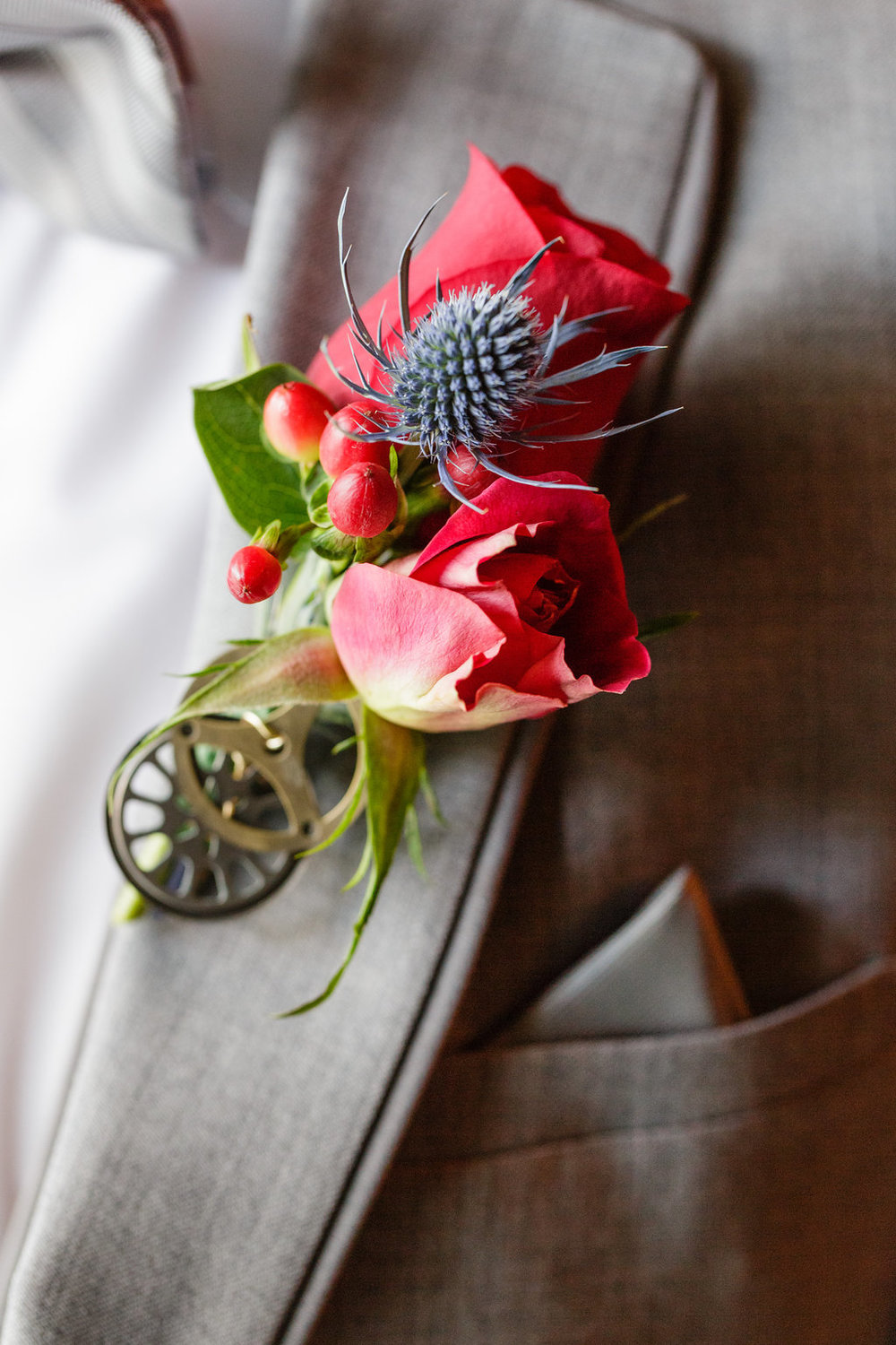02 Front and Palmer Wedding Steampunk Wedding Red Purple Bouquet Philadelphia Wedding Florist.jpg