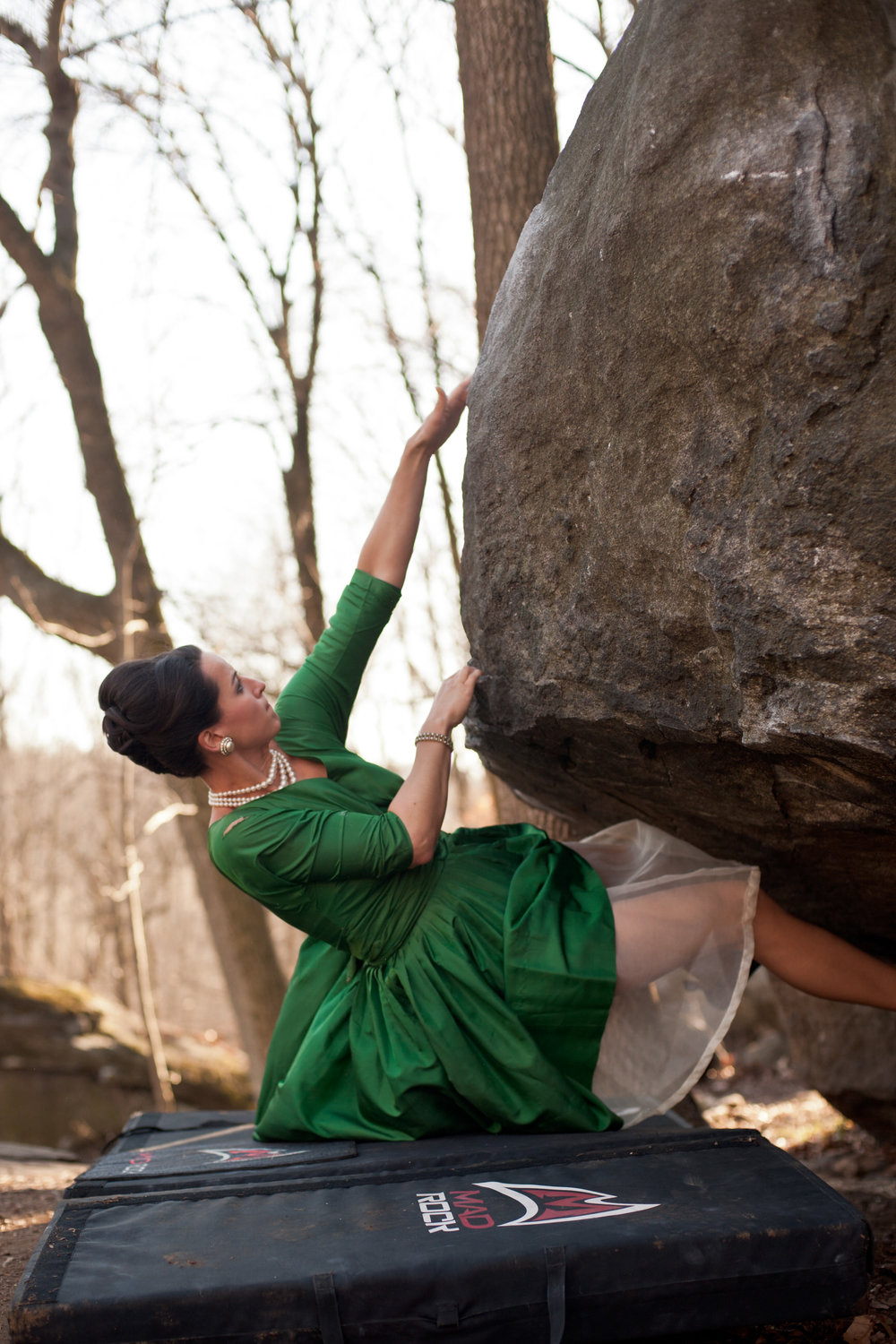 19 Rock Climbing Engagement Mad Men Style Philadelphia Event Planner.jpg