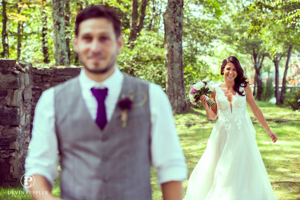 06 Camp Wedding Trout Lake Poconos Aribella Events First Look.jpg