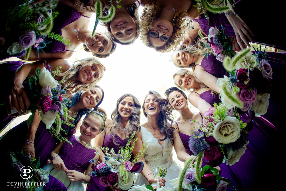 17 Camp Wedding Bridesmaids and Bouquets Aribella Events.jpg