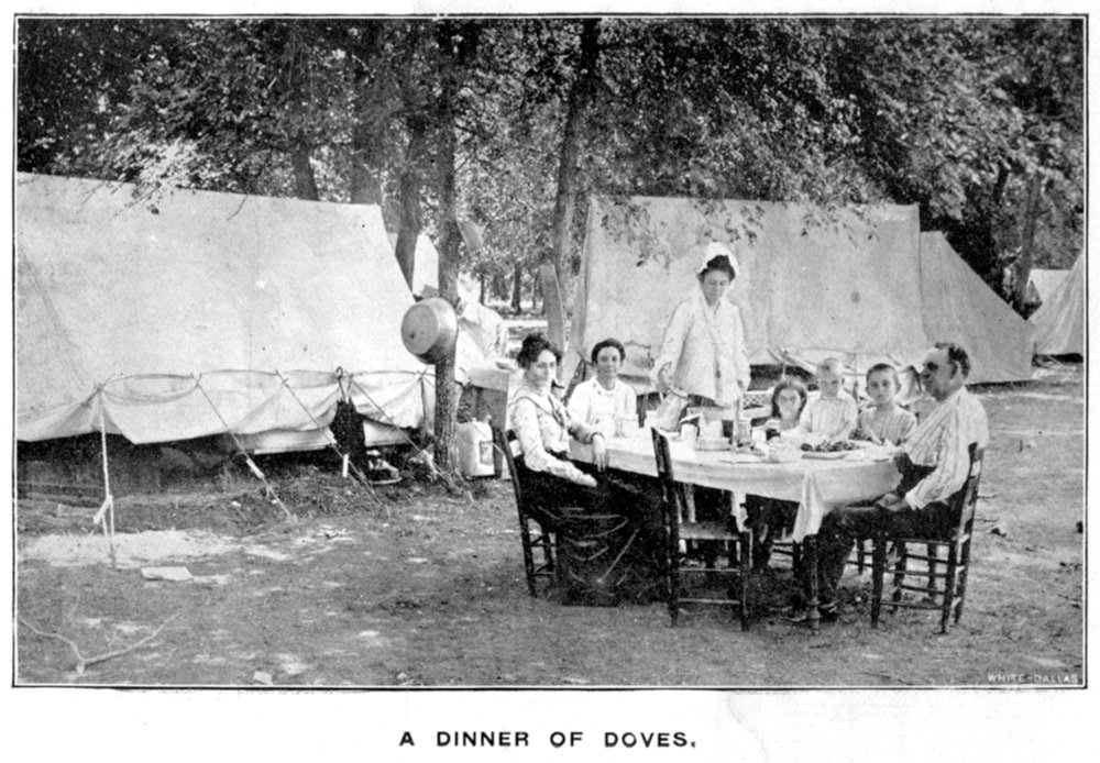 CP 1902, Dinner of Doves.jpg