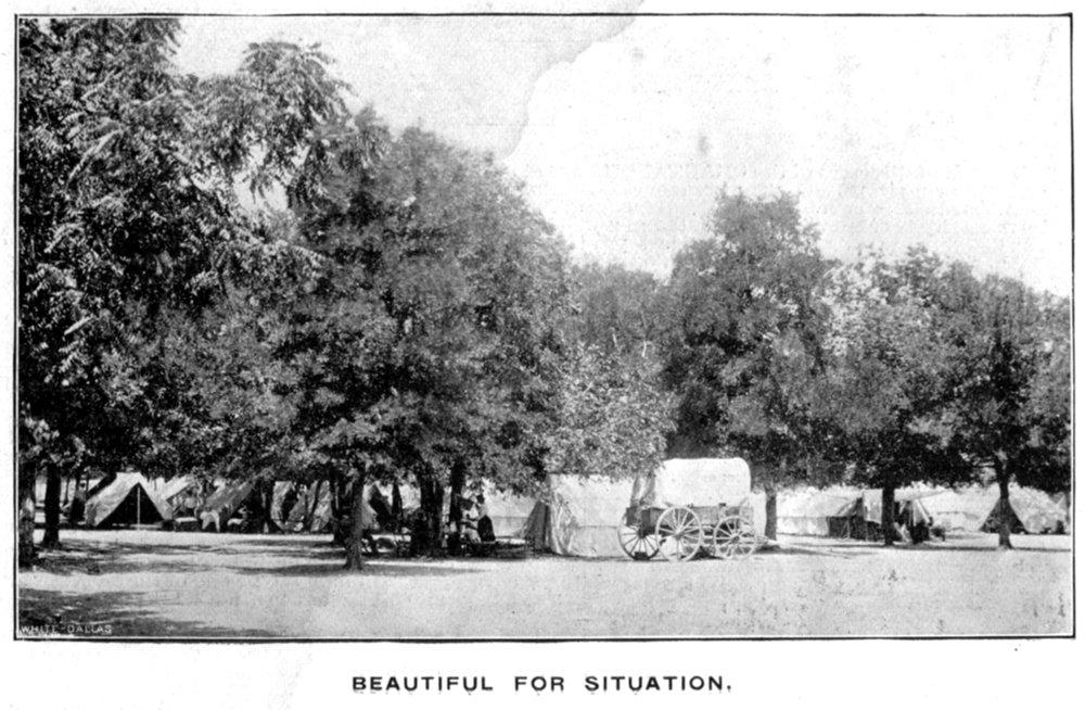 CP 1902, tents & wagon.jpg