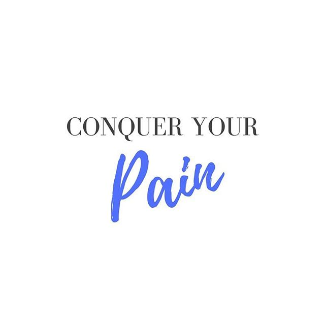 Conquer your pain. Enjoy your life more in 2017! #swca #painmanagement