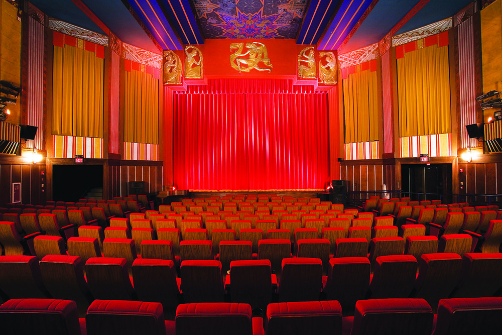 Theater and Plays - A whole new experience for shows.