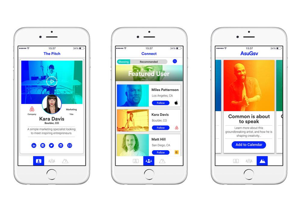 Sample app design